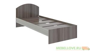 Кровать односпальная Веста 0,9