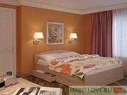 Кровать Веста 1400 с ящиками