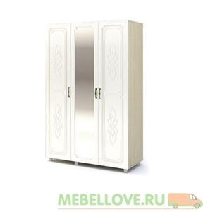 Шкаф 3-створчатый Виктория ШК-916